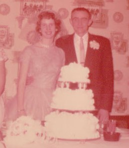 Mom.Dad wedding